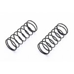 1/10 Front Shock Spring-Black (2pcs)0.080kg/mm For Type R