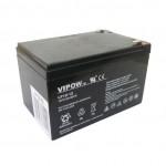 Baterie olověná 12V/12Ah VIPOW