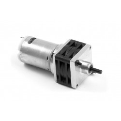 GEARBOX WITH ELECTROMOTOR