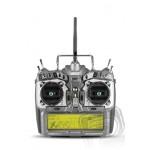 AURORA 9X 9-kanálová Maxima 9 2.4GHz,TX aku (mode 1)