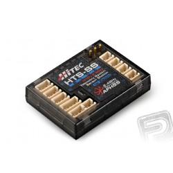 5847 HTS-SS Blue C50 Telemetrické kombo elektro 50A