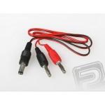 Nabíjecí kabel vysílače Hitec 9,6 V (8-čl.)