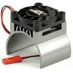 Přídavný chladič s ventilátorm pro elektromotory řady 540 - vrchní