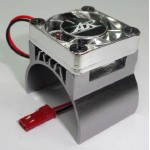 Přídavný chladič s výkonným ventilátorem pro elektromotory řady 540 - vrchní