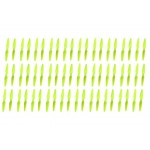 Graupner 3D Prop 6x3 pevná vrtule (60ks.) - žluté