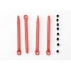 Plastové spojovačky pružení 1/16 E-Revo VXL (4ks)
