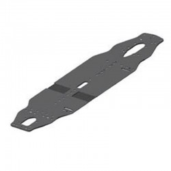 T4-20 ALU SOLID CHASSIS 2.0MM - SWISS 7075 T6
