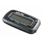 LiPoPal - měřič a balancer pro LiPo