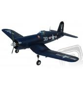 F4U Corsair - ARF modrá