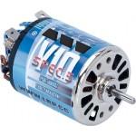 V10 Spec. 5 elektrický motor, 17x2 závitů, stejnosměrný