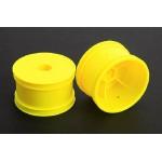 1/10 Buggy disky zadní (žluté) - 2ks