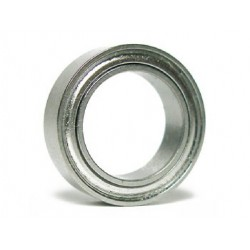 Kuličkové ložisko 10x15x4mm Metal (ZZ)