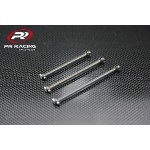Light Aluminum Alloy CVD 89mm-C Bone x1pcs
