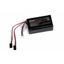 GRAUPNER - LiFe-sada RX 2/4200 6,6V s JR konektorem 2x