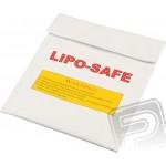 LIPO SAFE ochranný vak pro nabíj.Li-Pol aku (menší - 18x22cm)