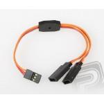 V-kabel krátký JR - 15cm