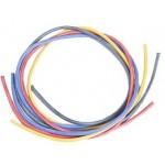 Silikonový kabel 2,5qmm, 4x0,5m