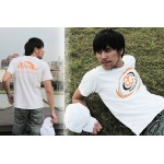 Agama T-shirt / white (XL) size