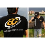 Agama T-shirt / black (XL) size