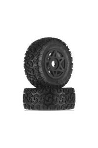 Arrma AR550003 Kolo Dboots Sidewinder 2 černé (2): 6S
