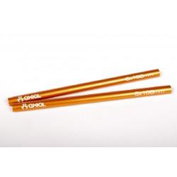 AKCE - PIPE 6X106MM ORANGE(2)