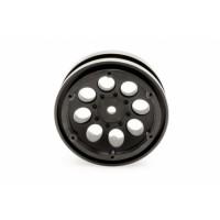 AKCE! Axial 1.9 disky - černé (2 ks)