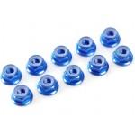 Corally matice samojistná s přír. M5 hliník modrá (10)