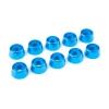 Corally podložka pod vál. šroub M5 12mm hliník modrá (10)