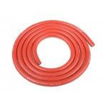 Corally silikonový kabel Super Flex 10AWG červený (1m)