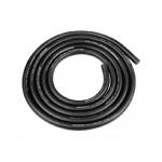 Corally silikonový kabel Super Flex 12AWG černý (1m)