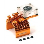 Super Motor Heatsink+Cooling Fan 540/550