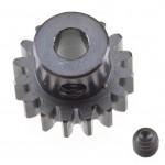 HD 5mm MOD1 ocelový pastorek 16T