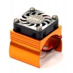 ALU chladič s ventilátorem pro motory 540 a 550