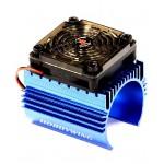 .HobbyWing chladič pro motory (44 až 46mm) 1/8 s ventilátorem