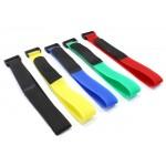 Stahovací pásky 300mm (5ks) Barevné