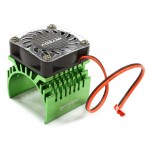 40x40mm High Speed ventilátor s chladičem pro motory 1/8