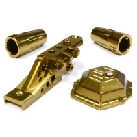 Billet Machined Stage 1 Hop-Up Set for Axial 1/10 Yeti Rock Racer