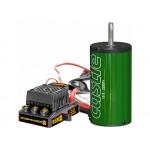 Castle motor 1515B 2200ot/V, reg, Sidewinder 8
