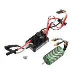 Castle motor 0808 5300ot/V, reg, Mamba Micro X