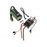 Castle motor 1515 2200ot/V senzored, reg, Mamba X