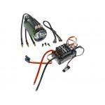 Castle motor 1512 1800ot/V senzored, reg, Mamba X
