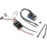 Castle motor 1406 1900ot/V senzored, reg, Mamba X