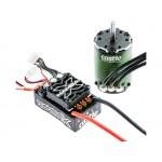 Castle motor 1410 3800ot/V senzored 5mm, reg, Mamba X