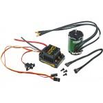 Castle motor 1406 7700ot/V senzored, reg, Sidewinder 4