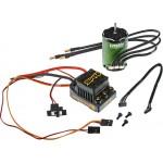 Castle motor 1410 3800ot/V 3,17mm senzored, reg, Sidewinder 4