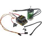 Castle motor 1410 3800ot/V 5,00mm senzored, reg, Sidewinder 4