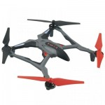 Dromida Vista UAV Quadcopter RTF Red
