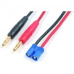 Nabíjecí kabel s banánky - EC3 (16AWG)