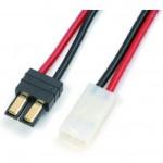 Konverzní kabel Traxxas F -> Tamiya F (14AWG)