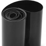 Smršťovací fólie 70mm černá (1m)